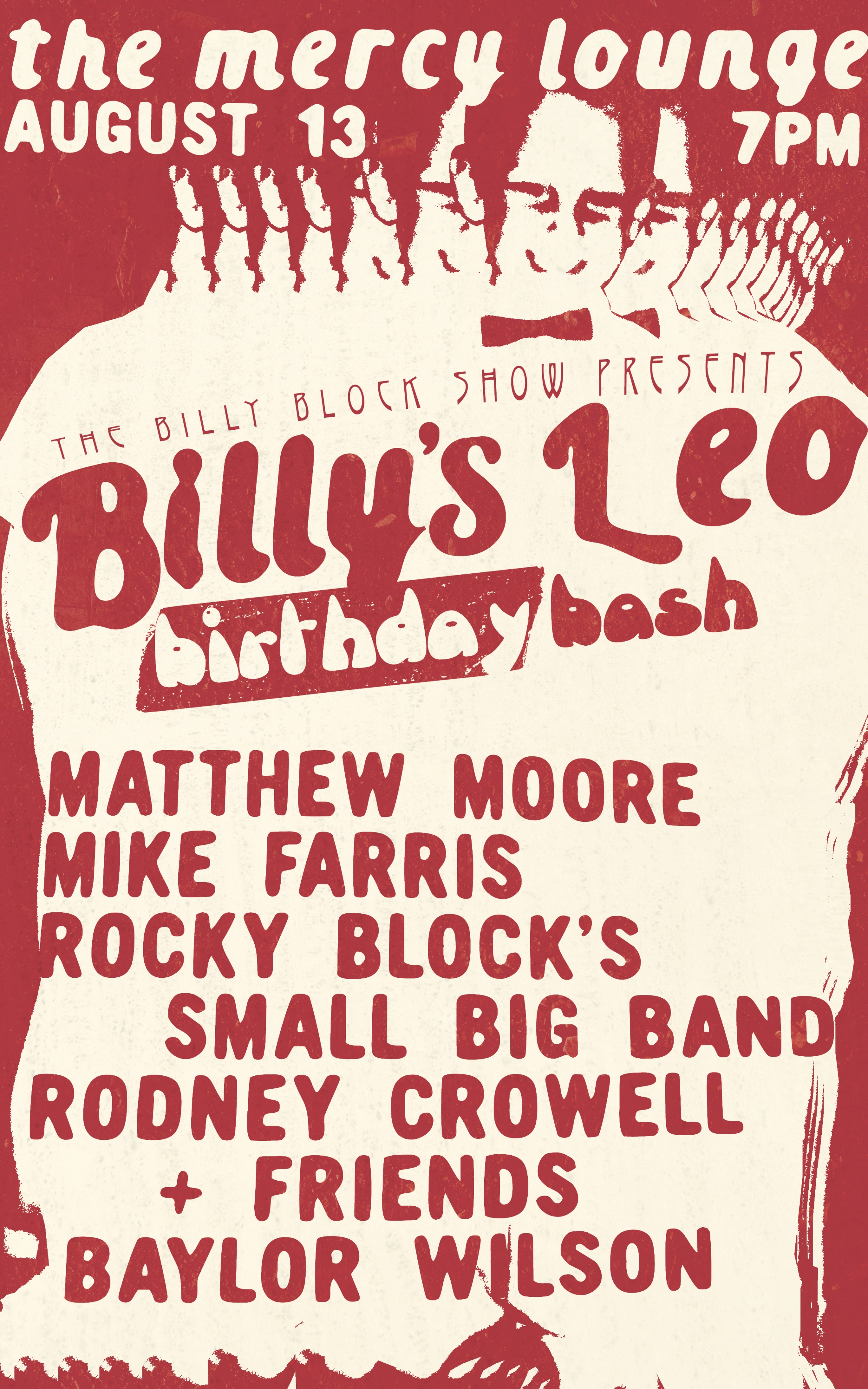 Billy's Leo Birthday Bash /// The Billy Block Show